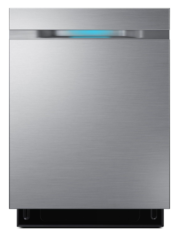 Clean-Up - Samsung WaterWall™ Built-In Dishwasher - Stainless Steel