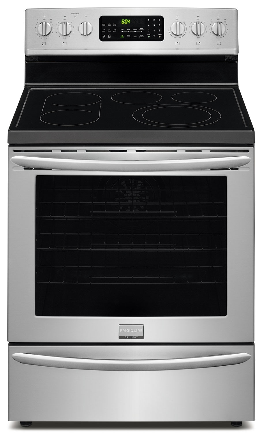 Frigidaire Gallery 5.8 Cu. Ft. Electric Range - Stainless Steel