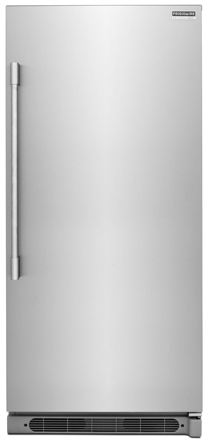 Refrigerators and Freezers - Frigidaire Professional® 19 Cu. Ft. All Refrigerator - Stainless Steel