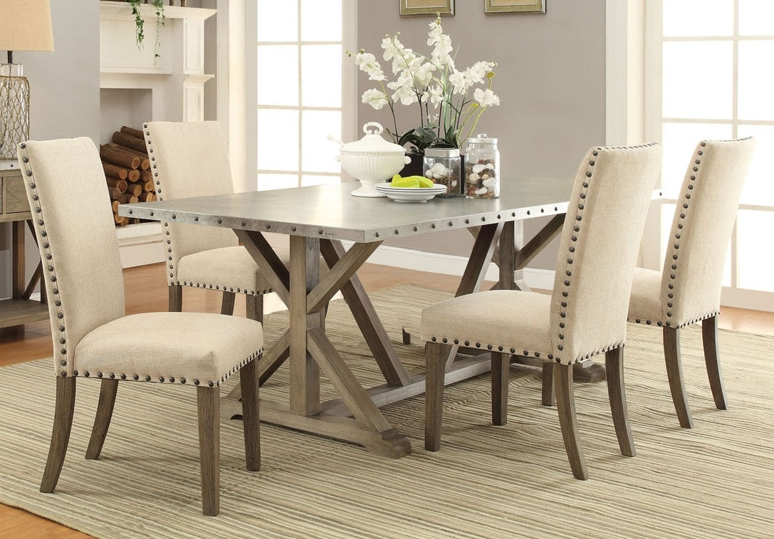 Dining Room Furniture - Galvin 5-Piece Dining Package