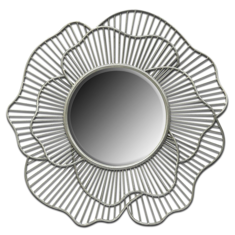 [Flower Mirror]