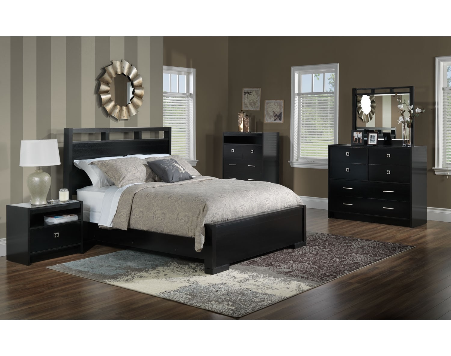 Altissa Bedroom Collection