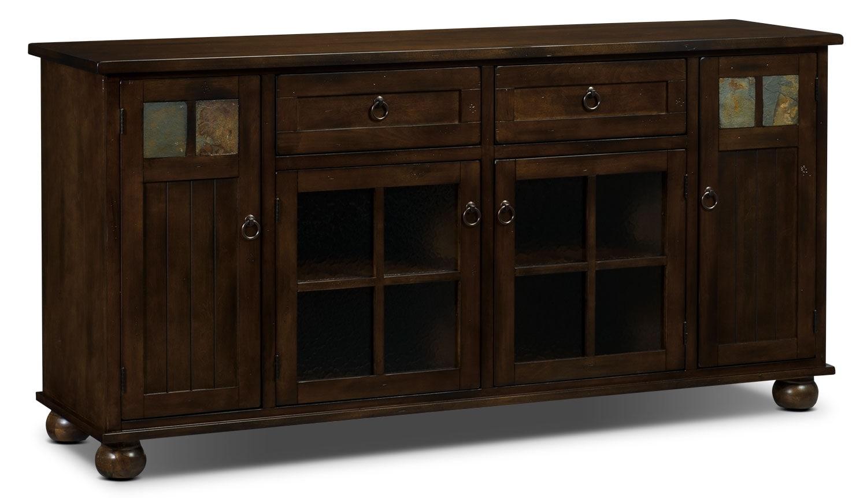 "Entertainment Furniture - Zenica 72"" TV Stand"