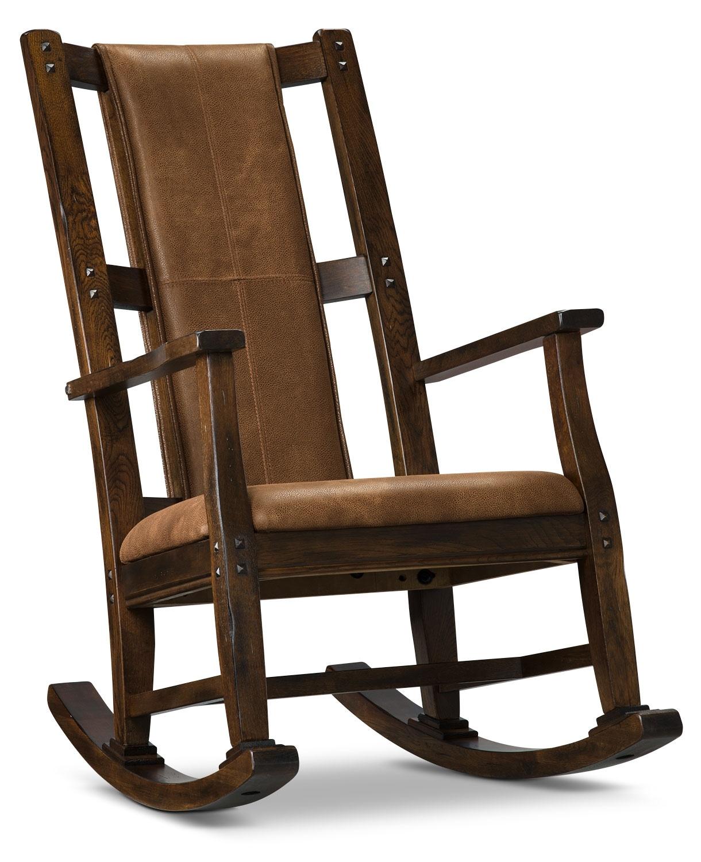 Chaise berçante Zenica