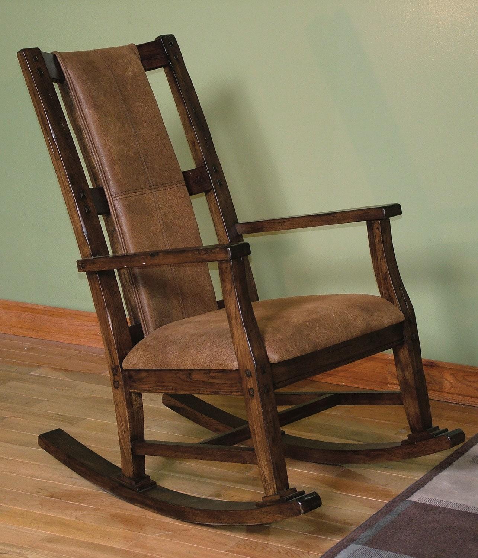 Chaise ber ante zenica brick for Meuble chaise bercante