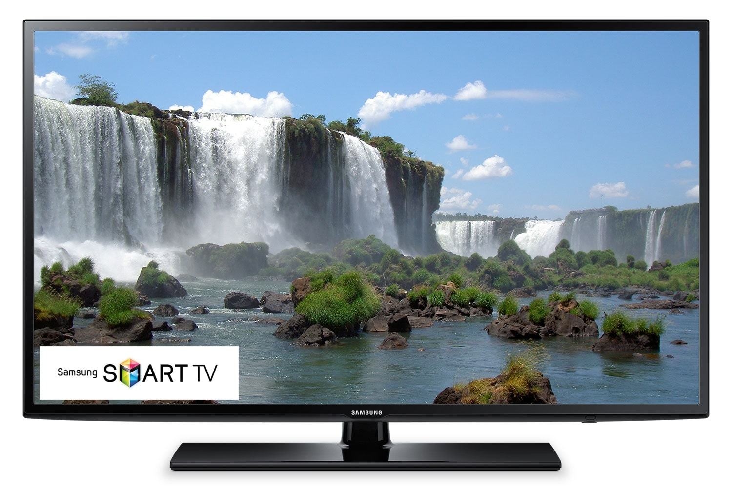 "Televisions - Samsung 65"" 1080p Full HD Smart LED TV UN65J6200AFXZC"