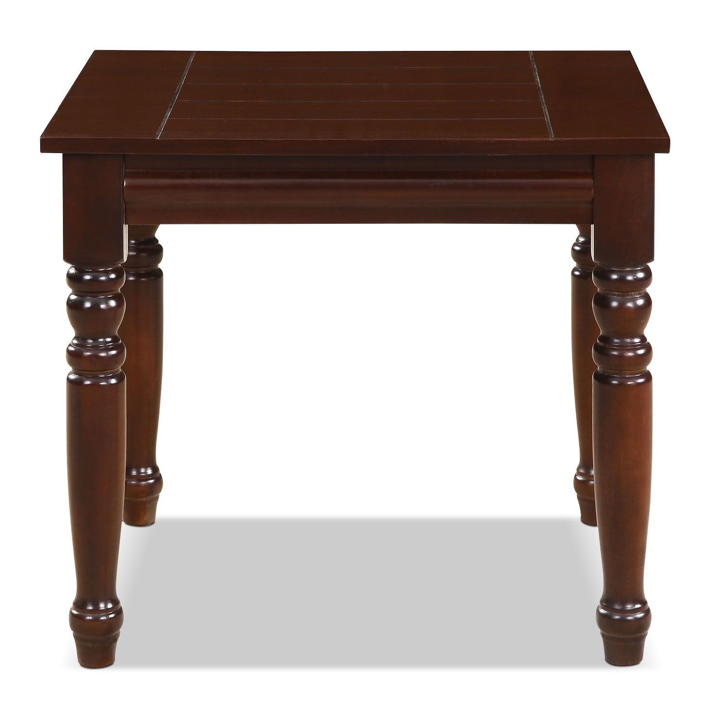 Kenora 3 piece coffee table and two end tables united for Coffee tables 3 piece