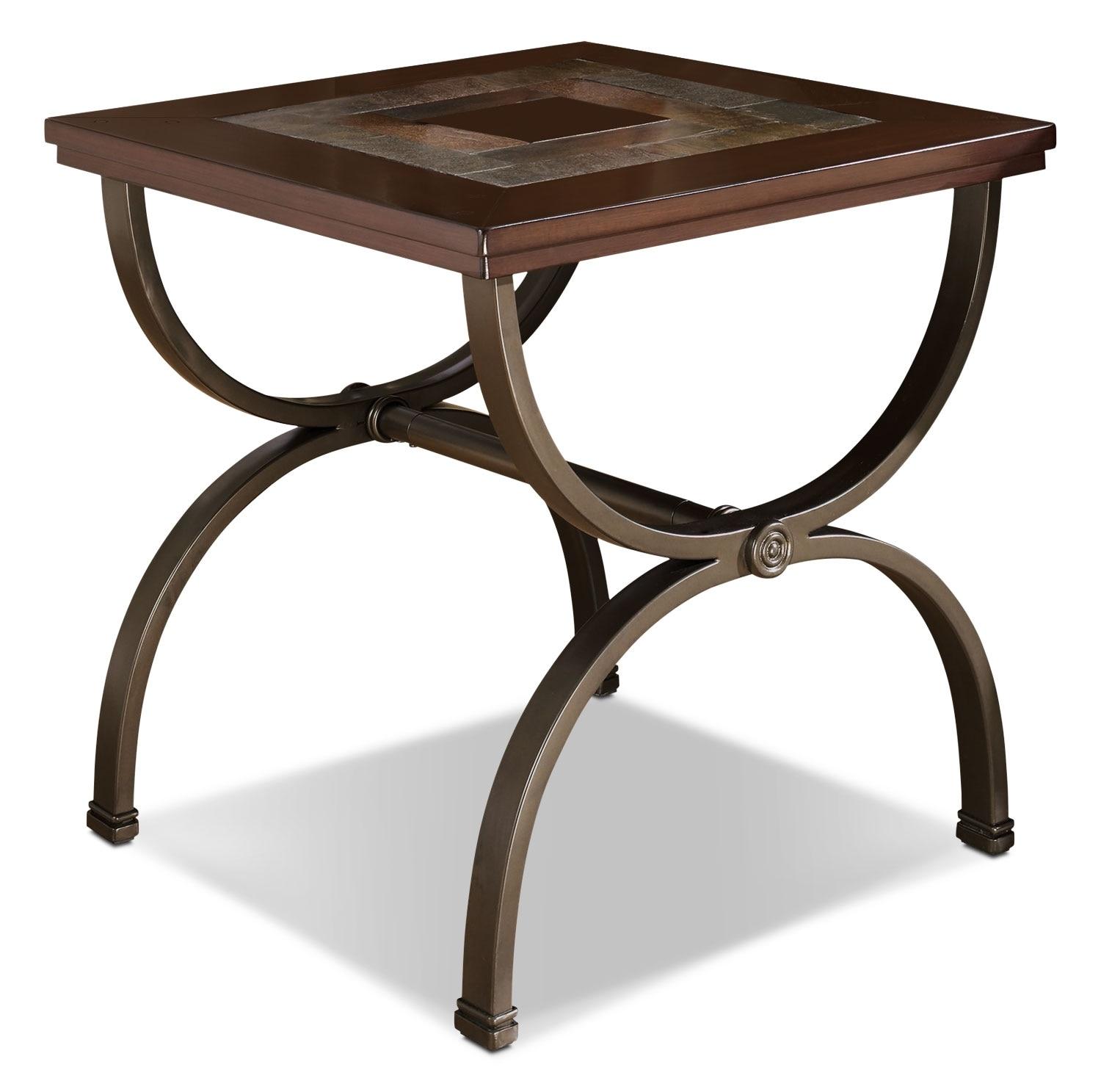 Zander End Table