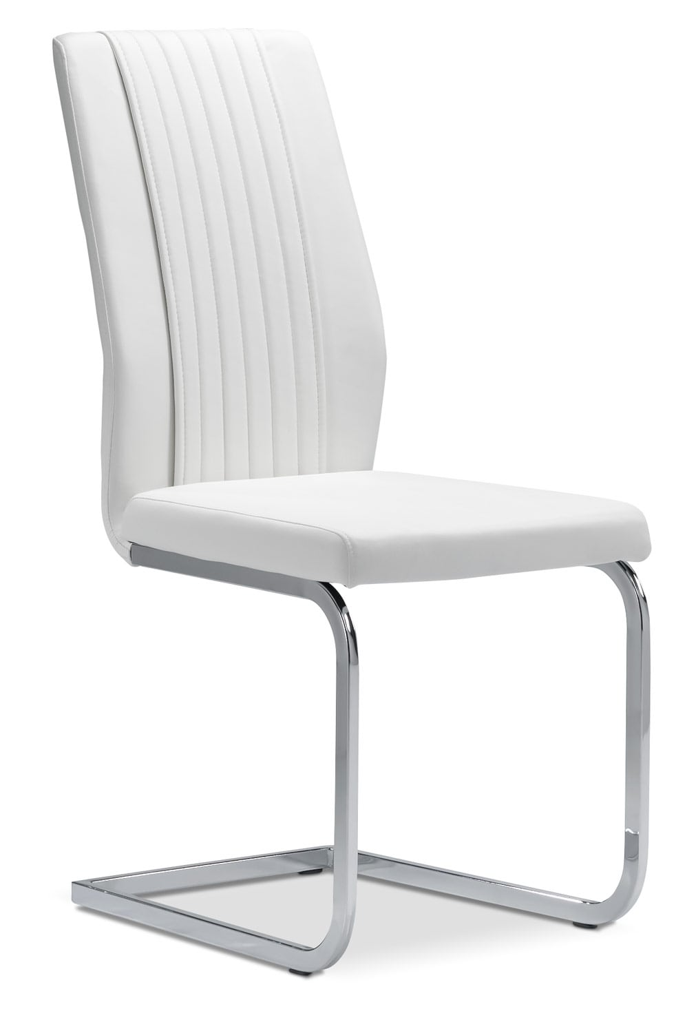 Casual Dining Room Furniture - Fresno Side Chair - White