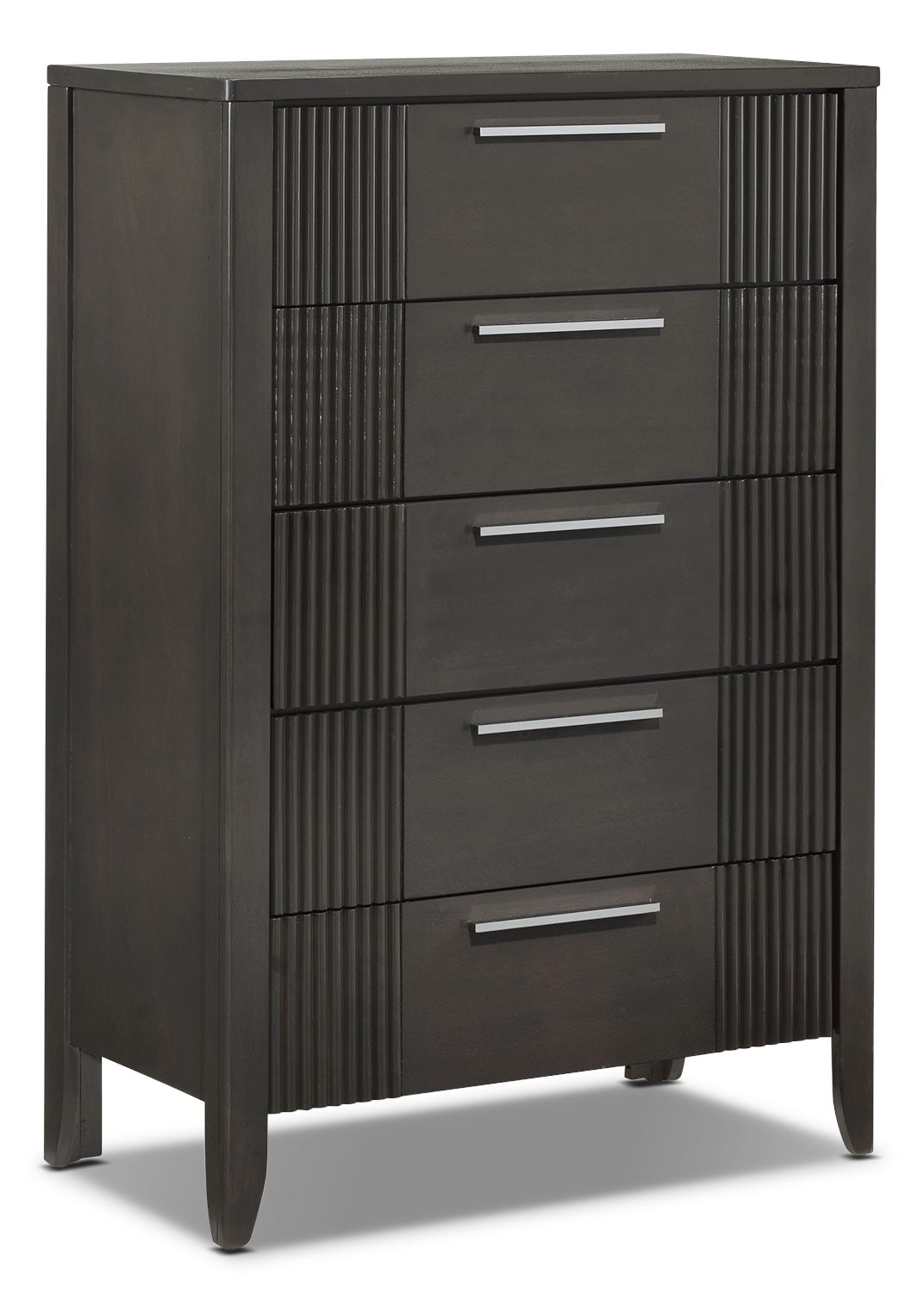 Bedroom Furniture - Amy Chest - Grey