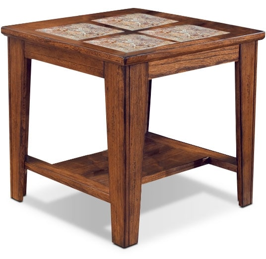 Savannah End Table United Furniture Warehouse