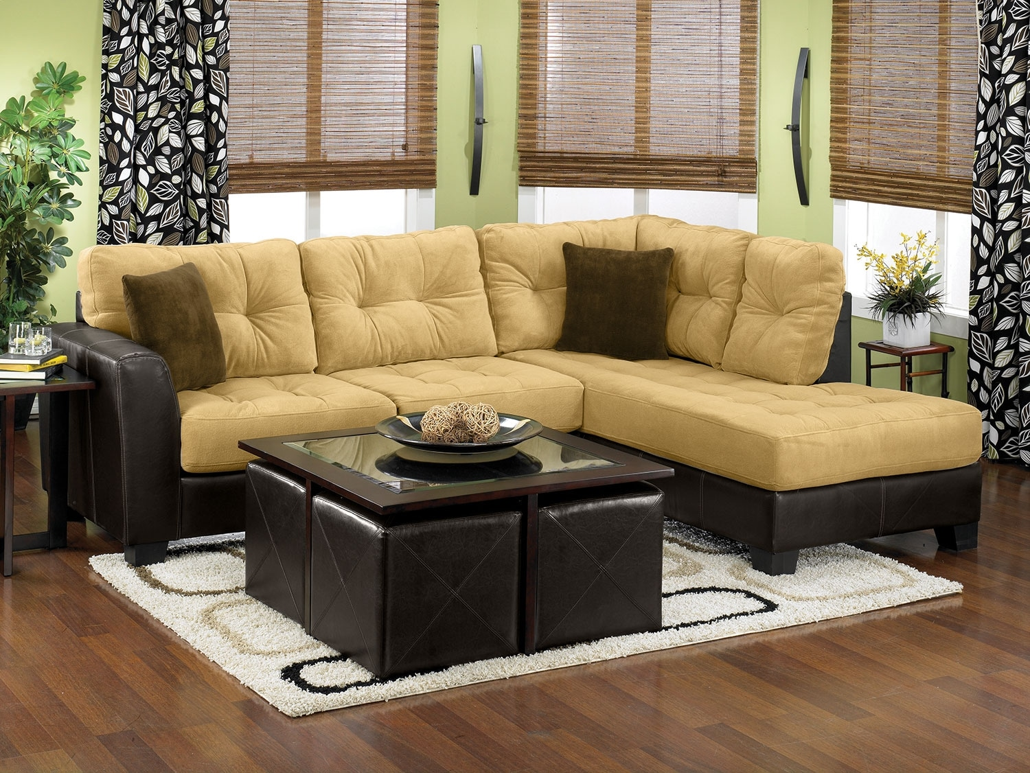 Click To Change Image : bella sectional - Sectionals, Sofas & Couches