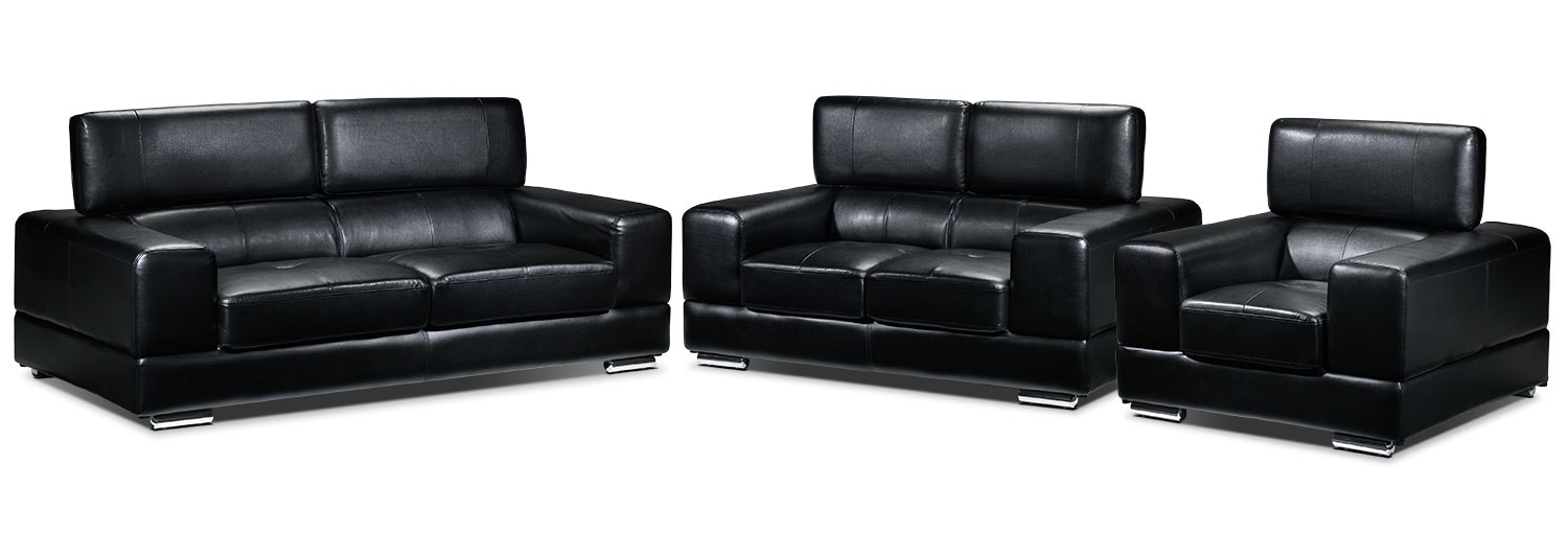Driscoll 3 Pc. Living Room Package