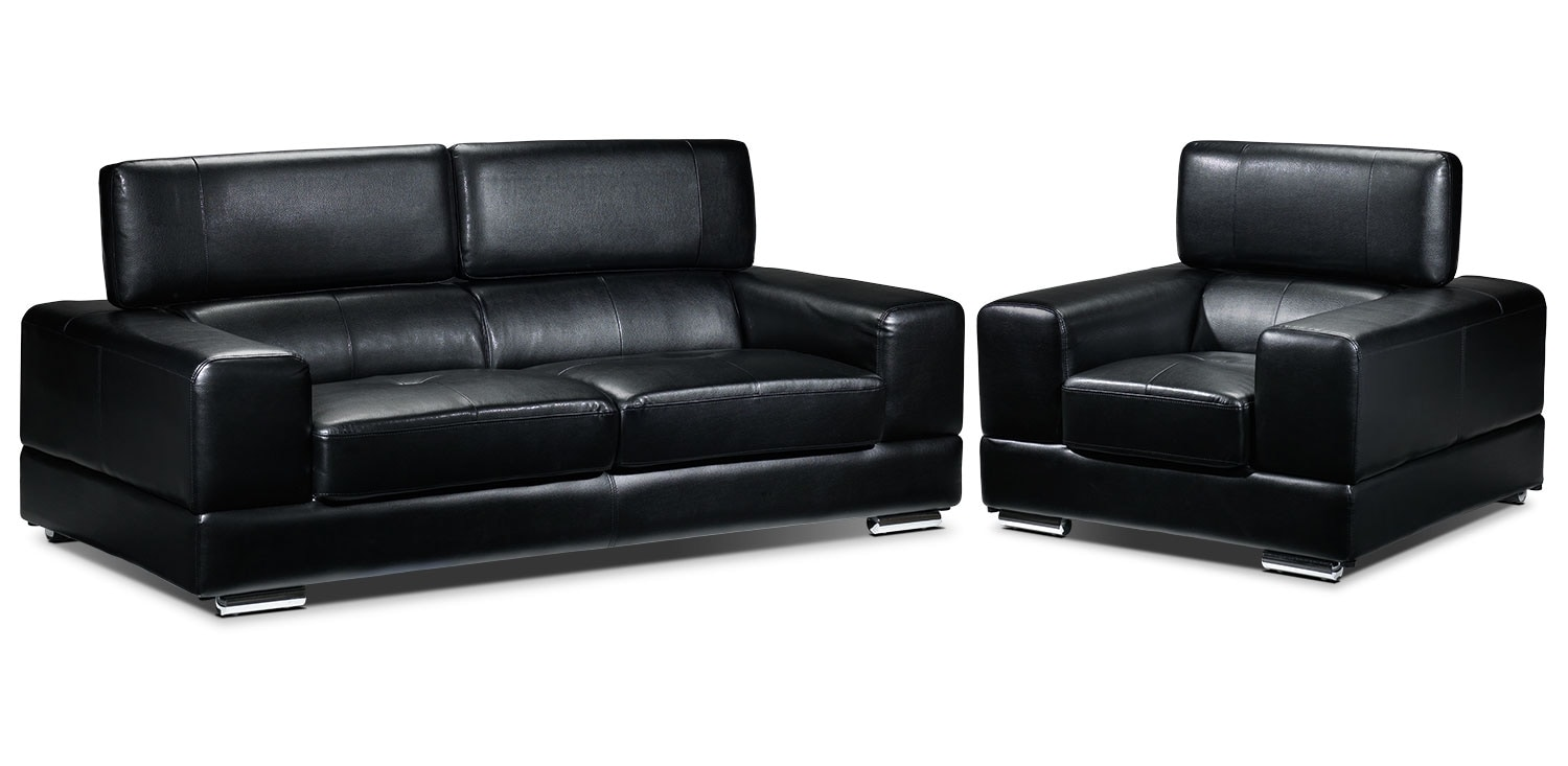 Driscoll 2 Pc. Living Room Package w/ Chair