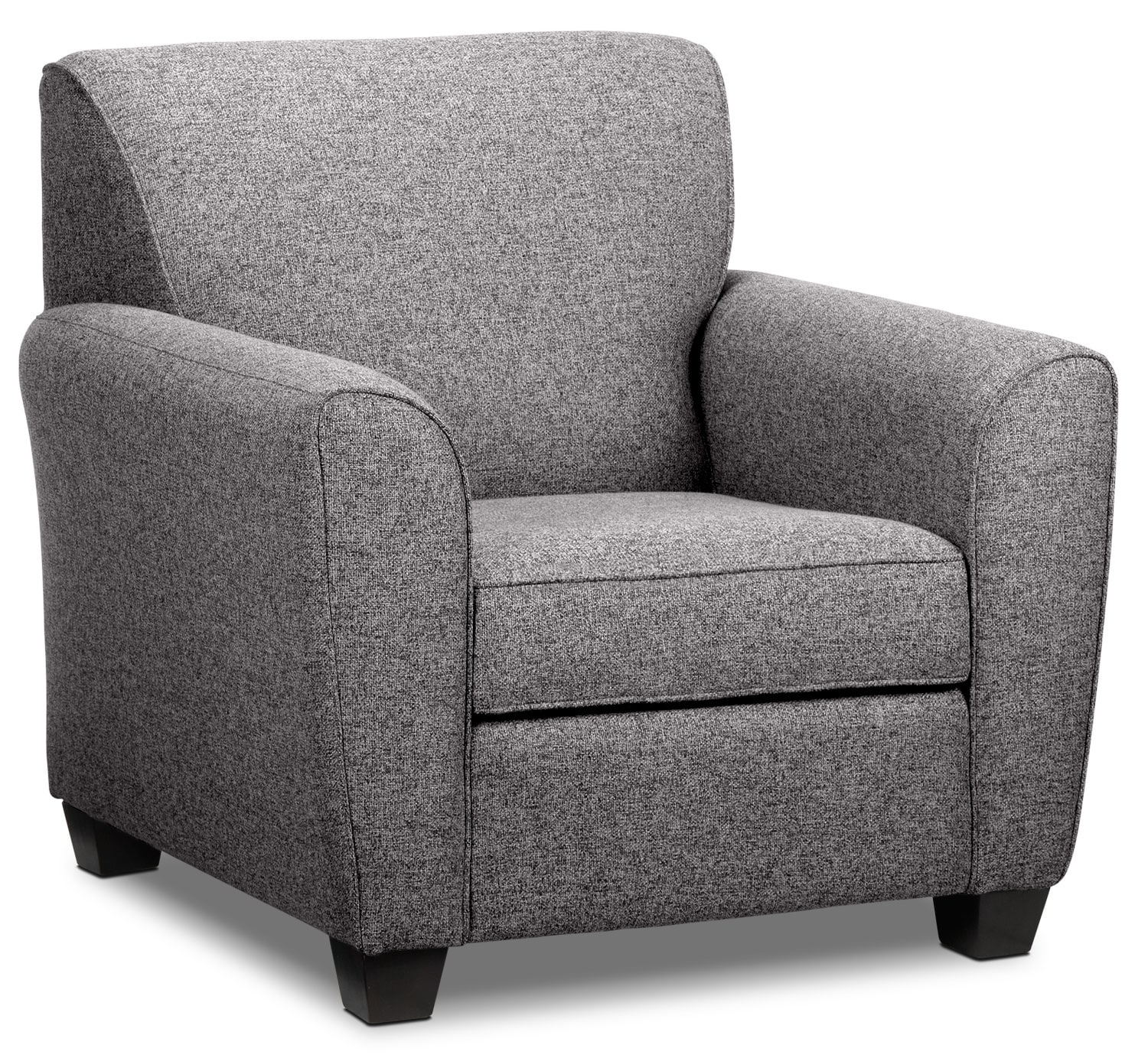 Living Room Furniture - Ashby Chair - Oreo