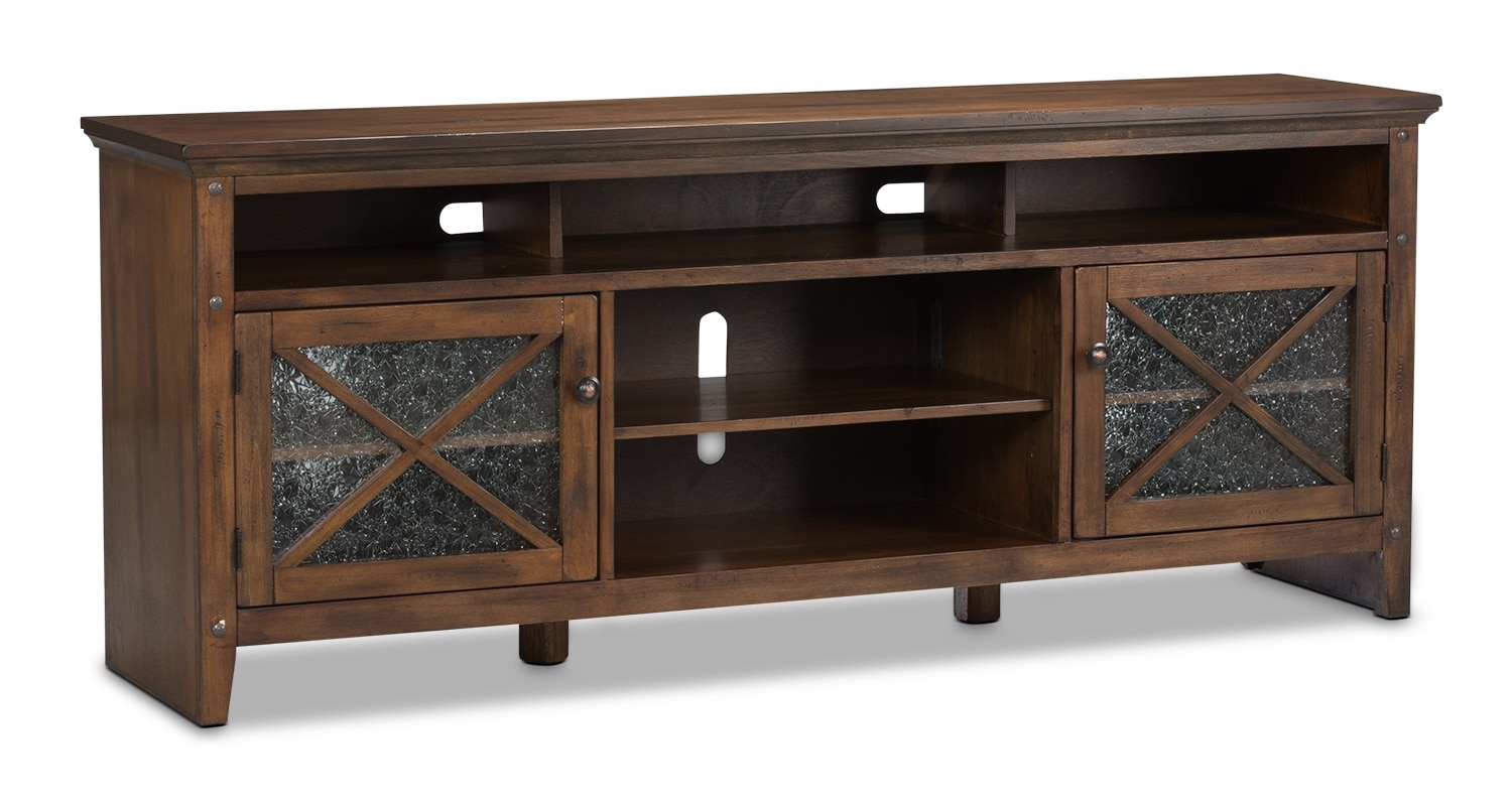 "Entertainment Furniture - Avondale 74"" TV Stand"