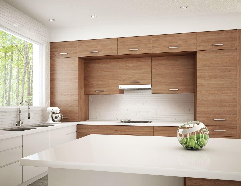 "Appliance Accessories - Venmar Ispira 30"" Built-In Range Hood - White"