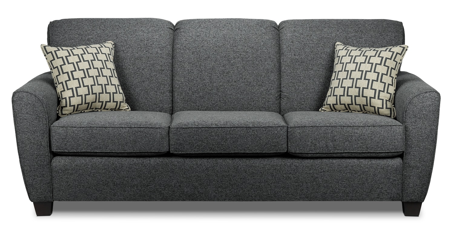 Ashby sofa grey leon 39 s for Furniture sofas and couches