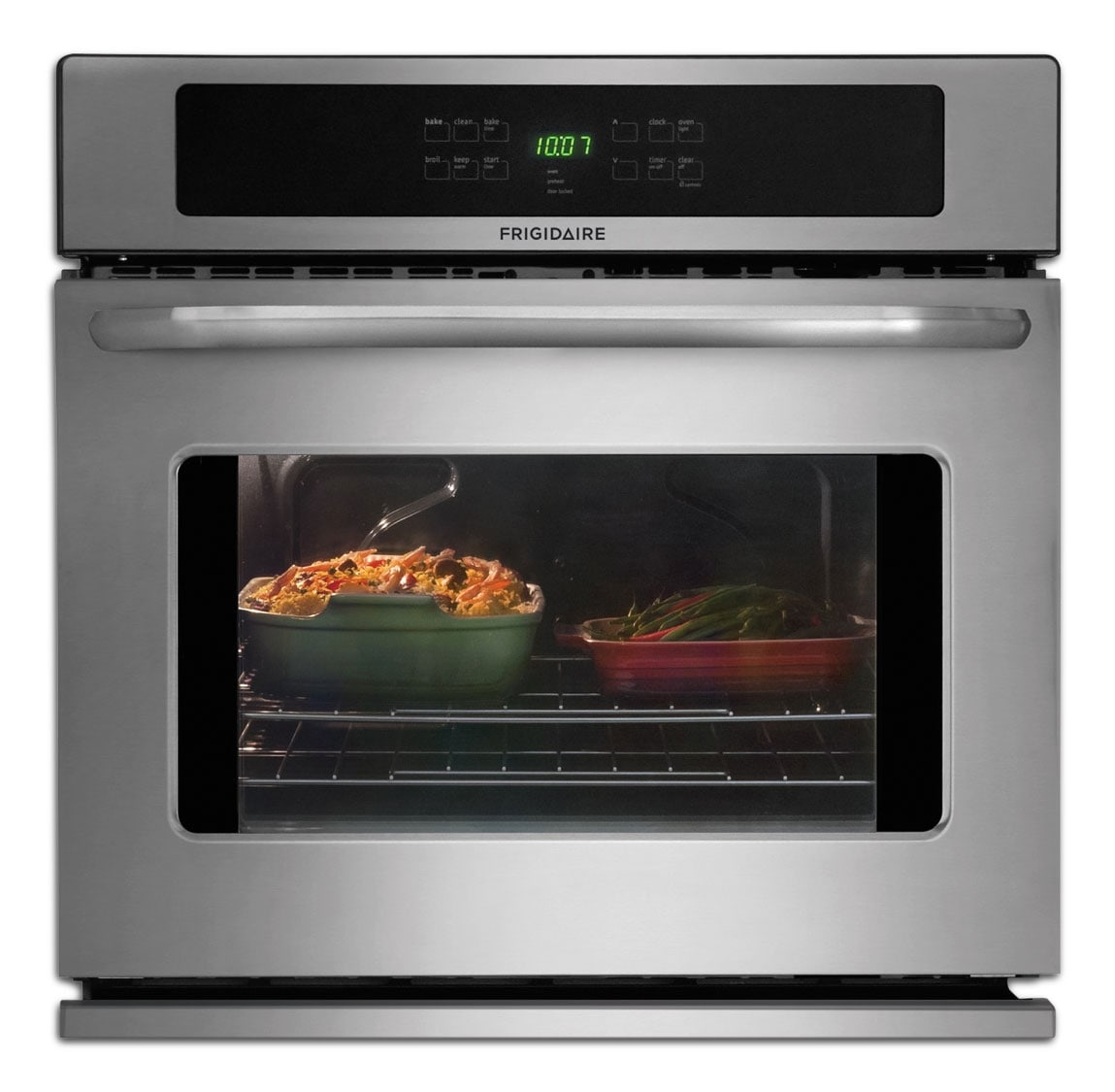 Cooking Products - Frigidaire Stainless Steel Wall Oven (4.6 Cu. Ft.) - FFEW3025PS