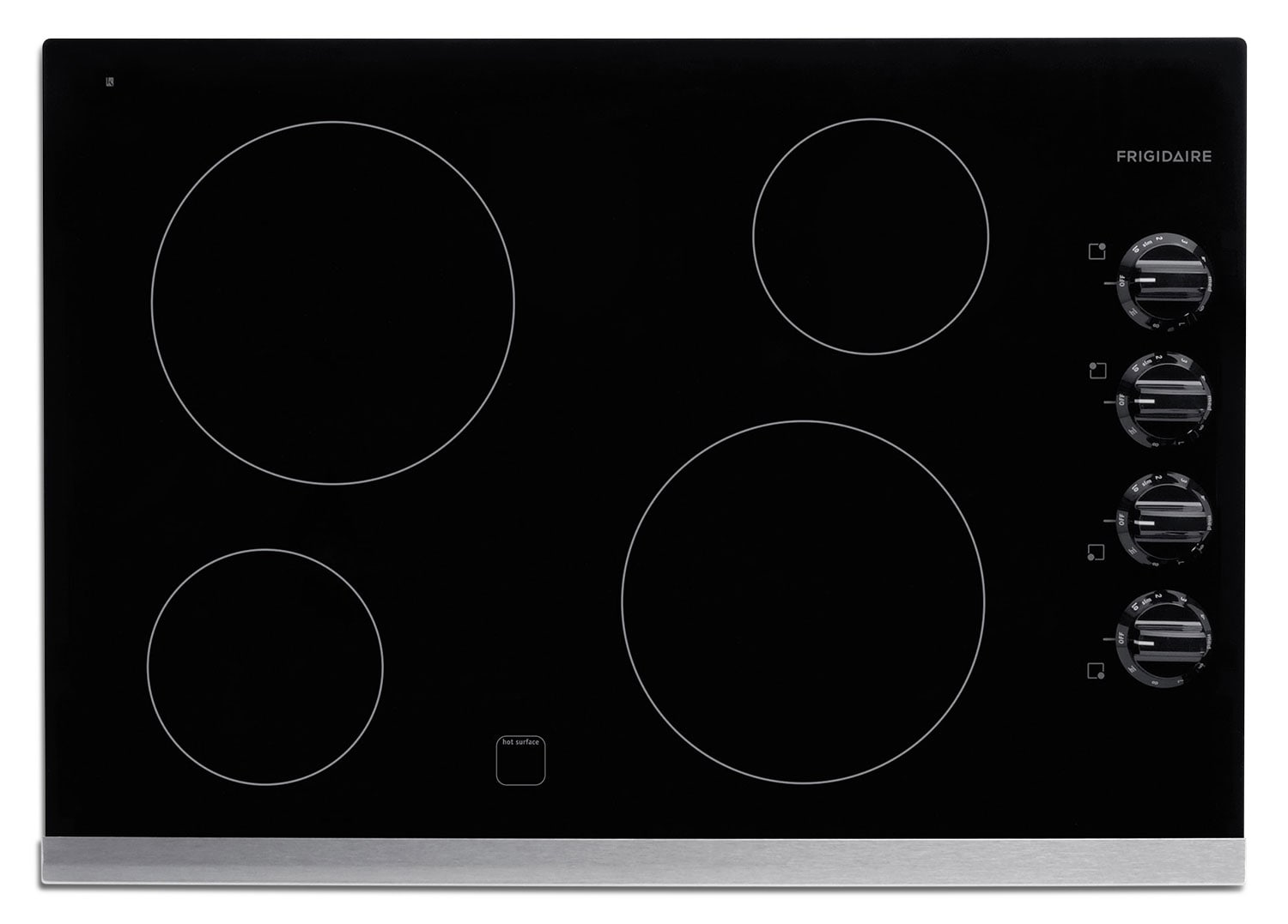 Cooking Products - Frigidaire Electric Cooktop FFEC3024PS