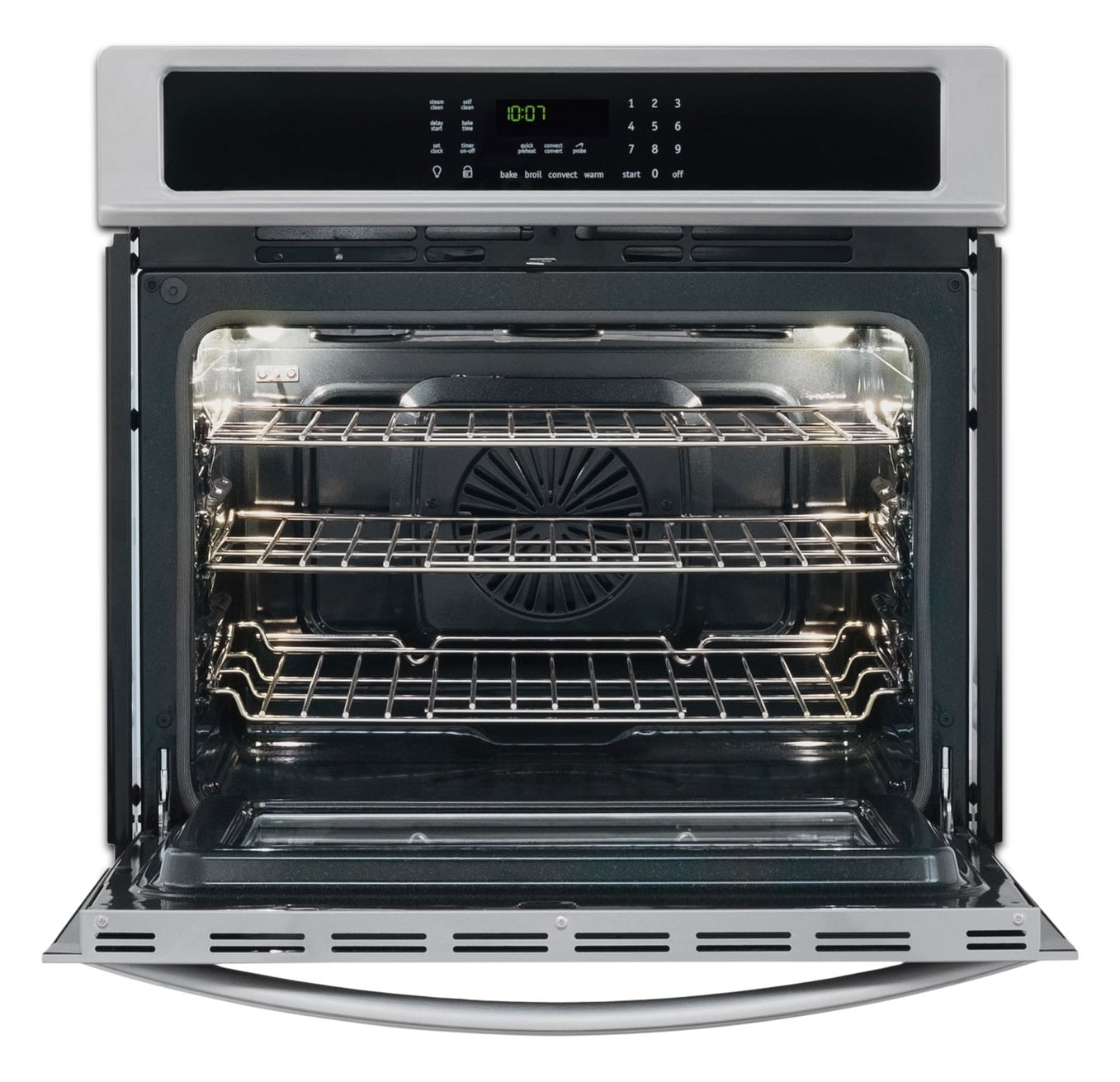 Frigidaire Gallery Stainless Steel Convection Wall Oven 4