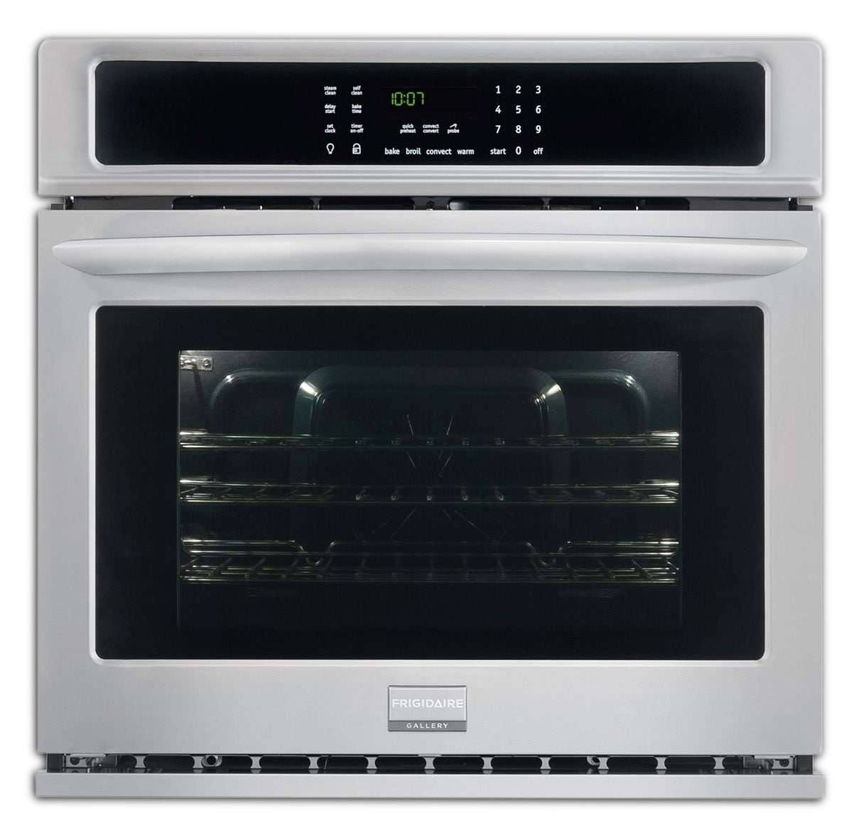 Cooking Products - Frigidaire Gallery Stainless Steel Convection Wall Oven (4.6 Cu. Ft.) - FGEW3065PF