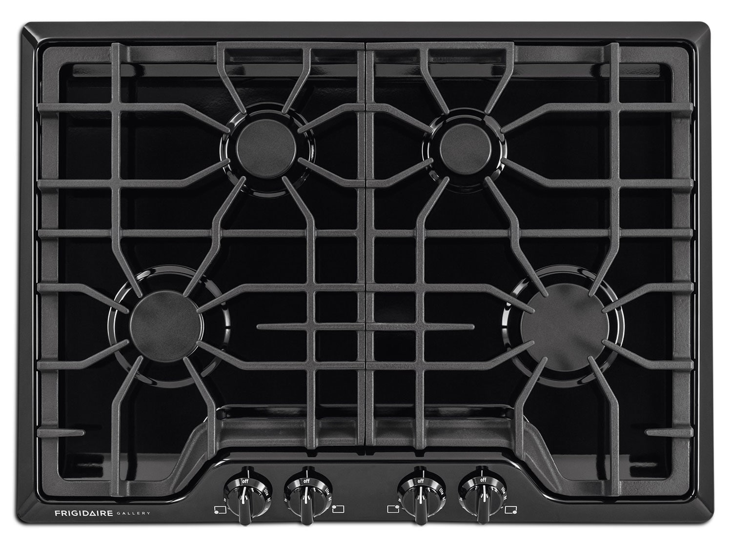 Cooking Products - Frigidaire Gallery Gas Cooktop FGGC3045QB