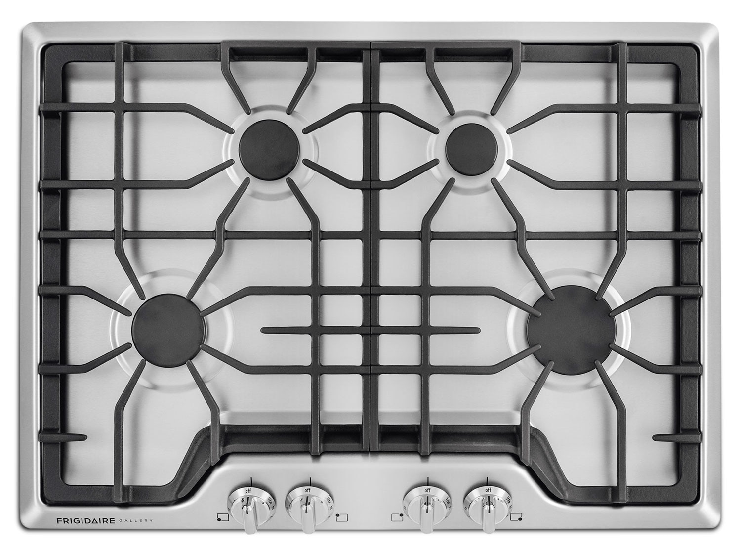 Cooking Products - Frigidaire Gallery Gas Cooktop FGGC3045QS