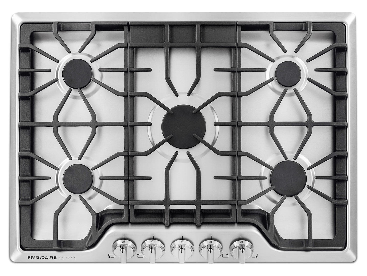 Cooking Products - Frigidaire Gallery Gas Cooktop FGGC3047QS
