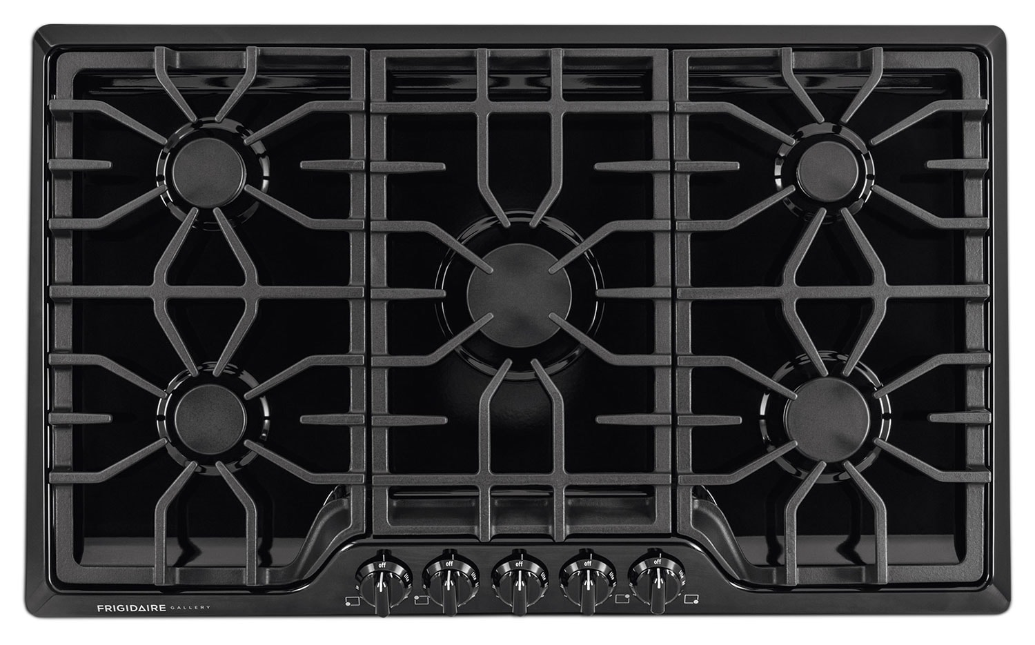 Cooking Products - Frigidaire Gallery Gas Cooktop FGGC3645QB