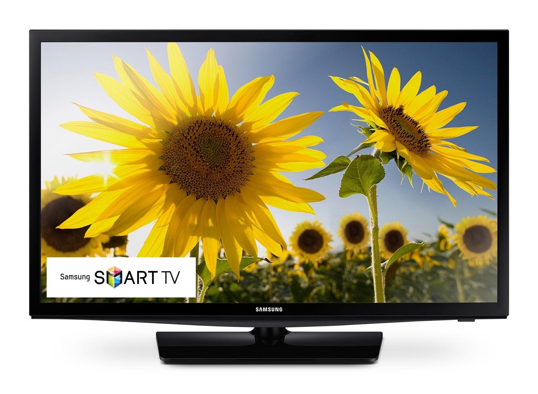 "Televisions - Samsung 24"" HD SMART LED UN24H4500AFXZC"