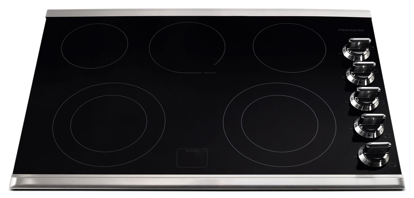 Cooking Products - Frigidaire Gallery Electric Cooktop FGEC3067MS