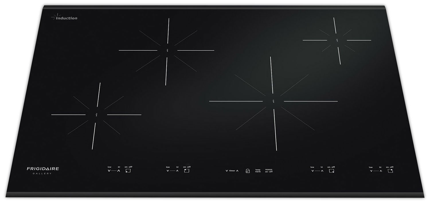 frigidaire gallery black induction cooktop fgic3067mb - Frigidaire Gallery Stove
