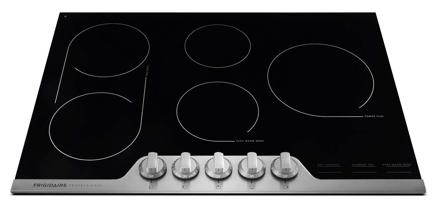 Cooking Products - Frigidaire Professional Electric Cooktop - FPEC3077RF