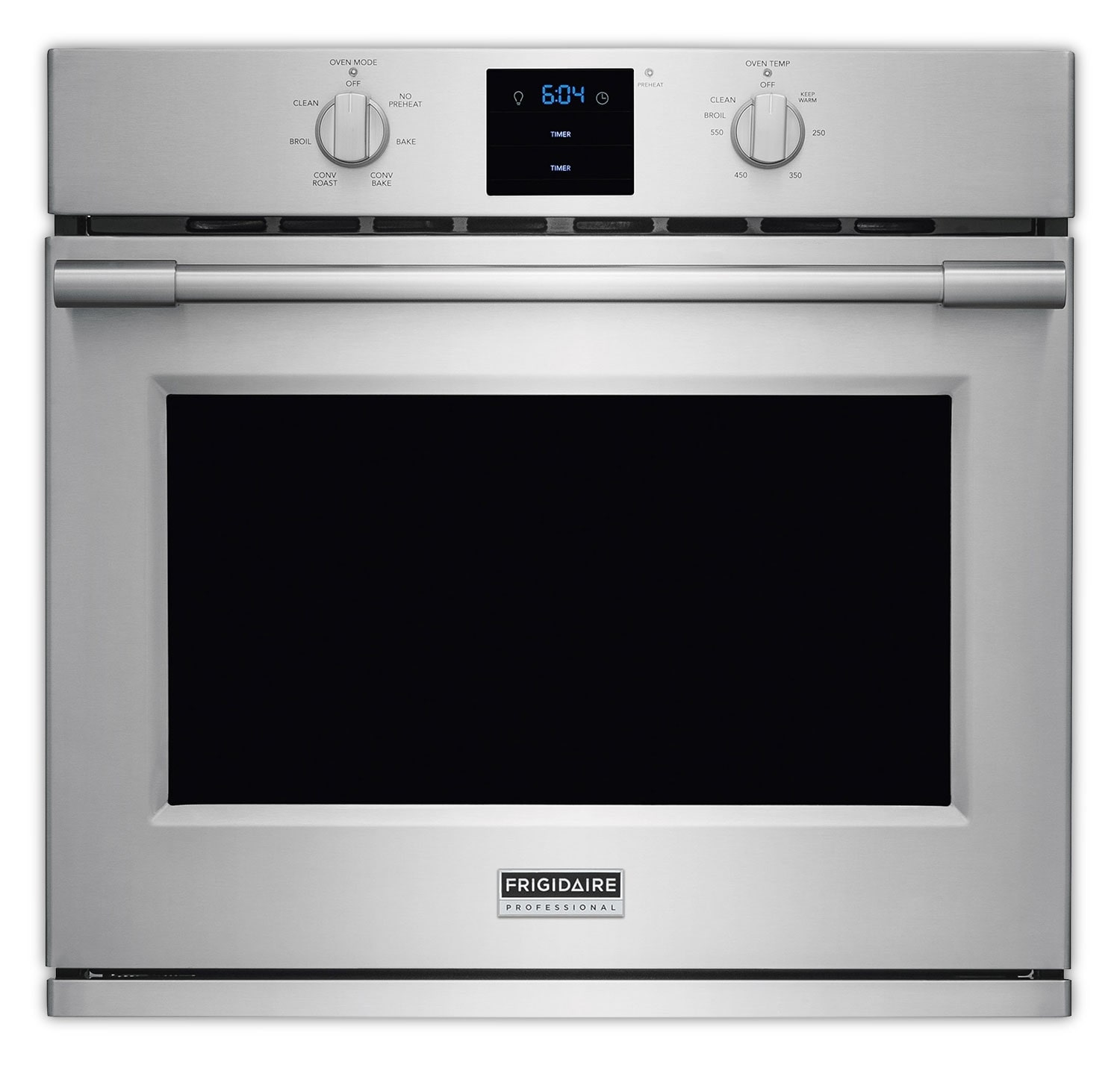 Frigidaire Professional Stainless Steel Convection Wall Oven - FPEW3077RF