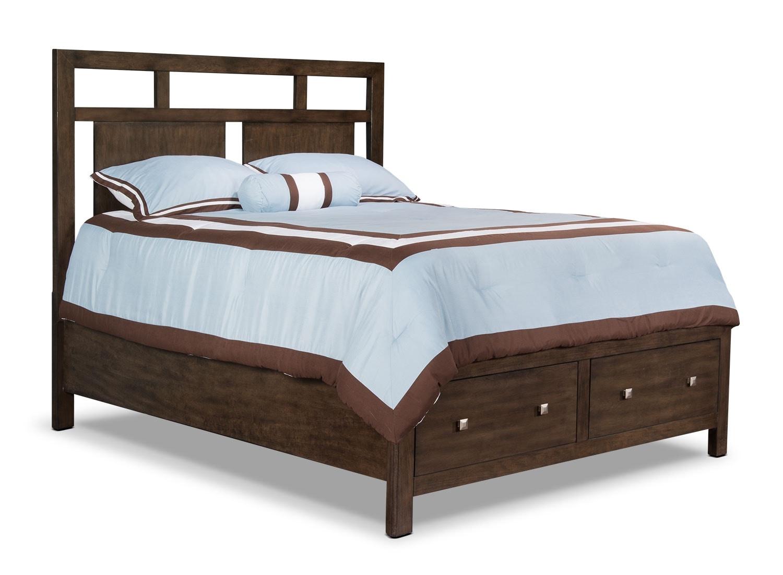 Bedroom Furniture - Urbane Queen Bed