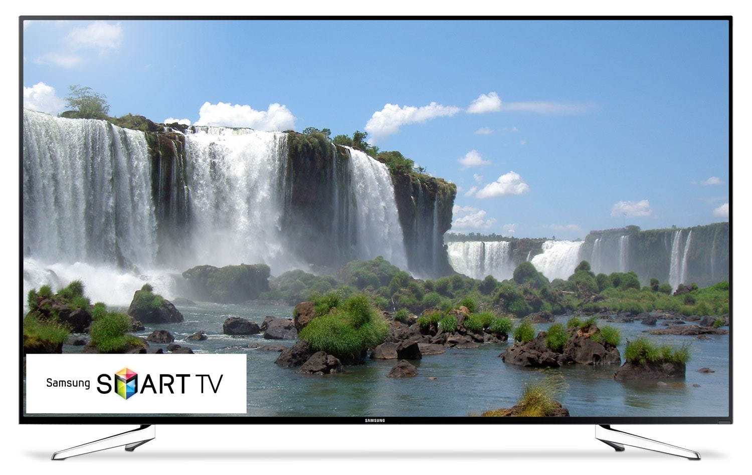 "Samsung 75"" 1080p Full HD Smart LED TV - UN75J6300AFXZC"