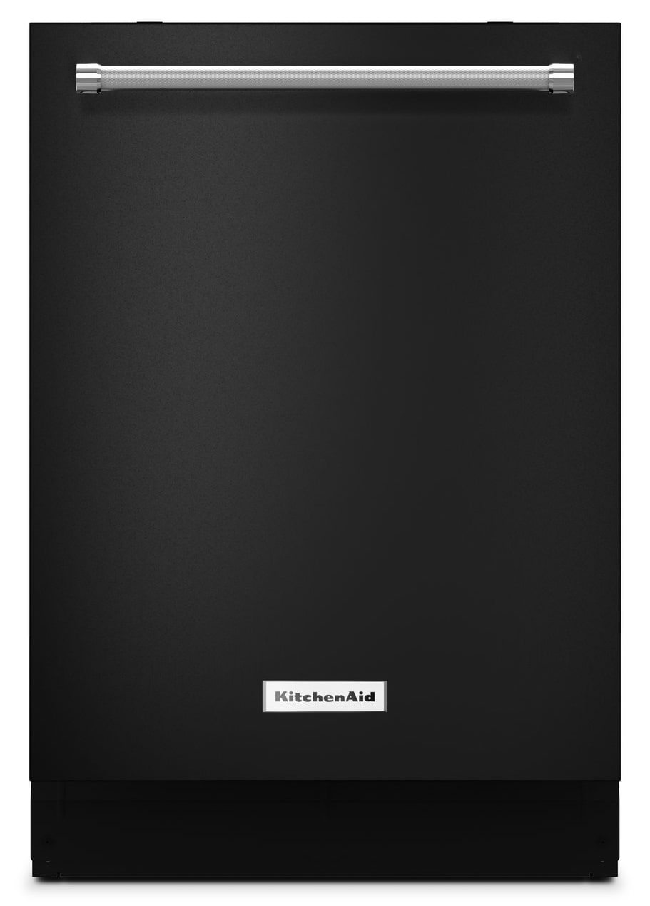 "KitchenAid 24"" Dishwasher with ProScrub® System – Black"