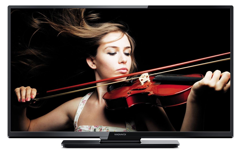 "Televisions - Magnavox 50"" 1080p LED Smart Television"