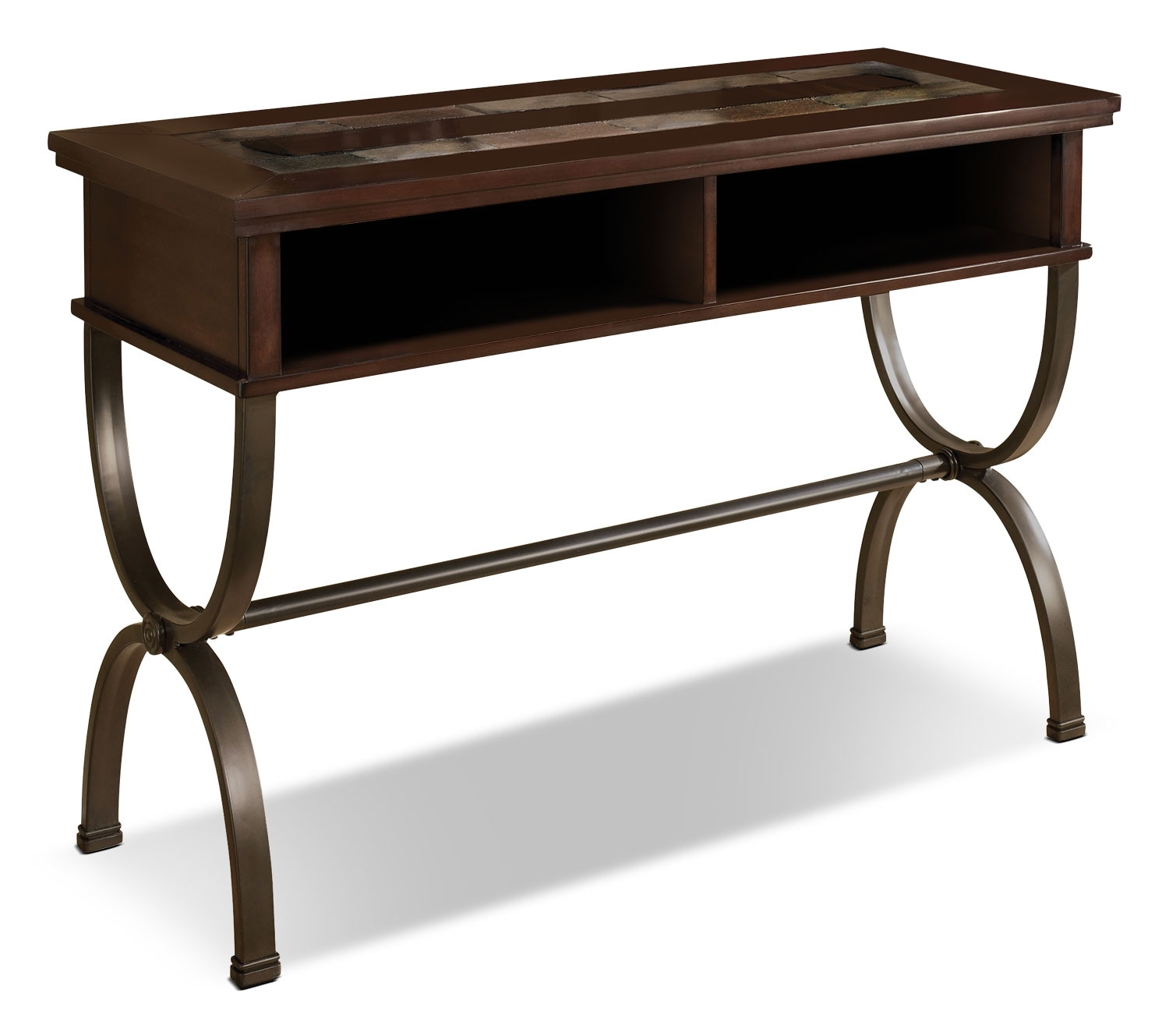 Zander Sofa Table and TV Stand