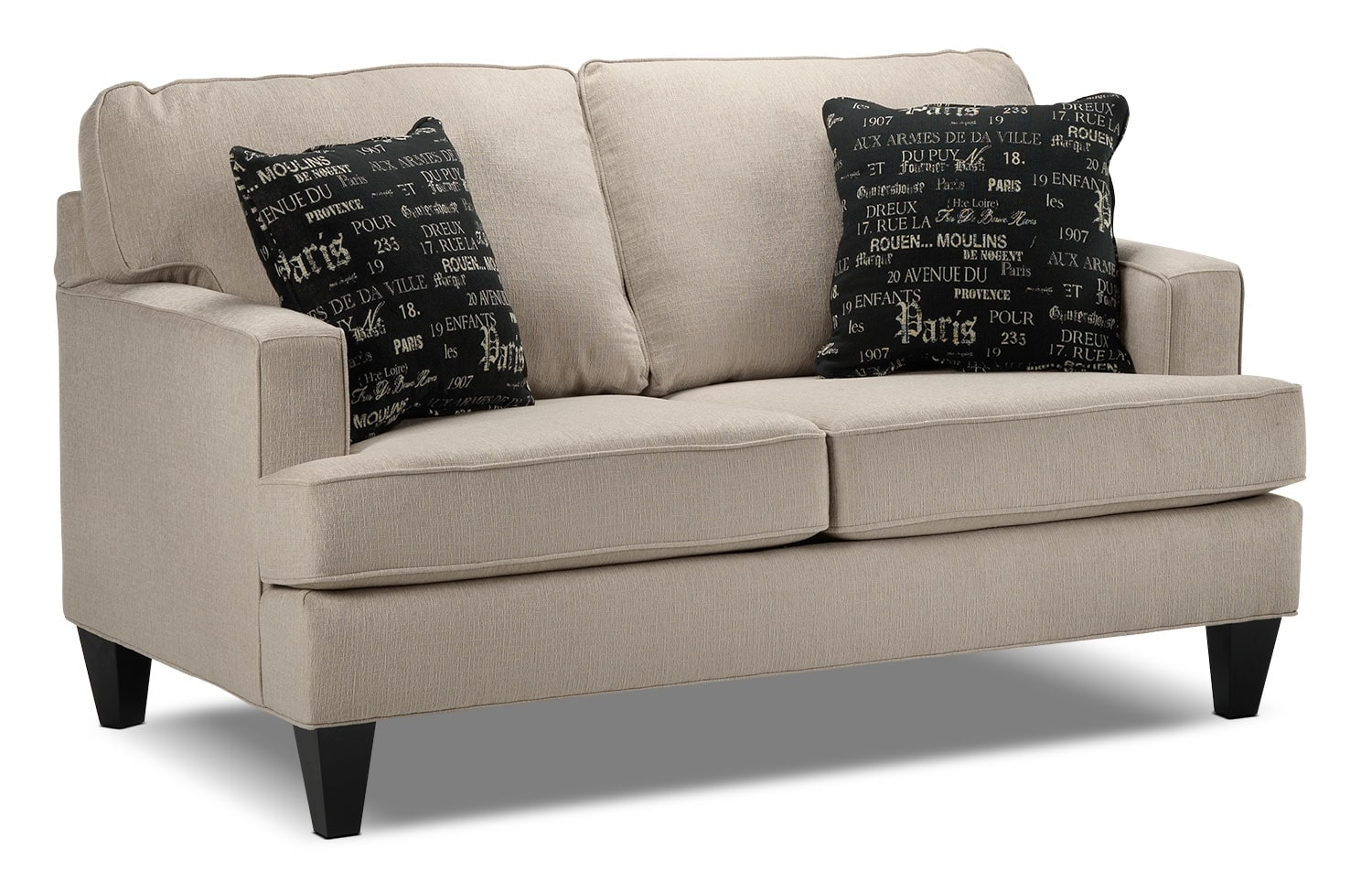 Capella Loveseat