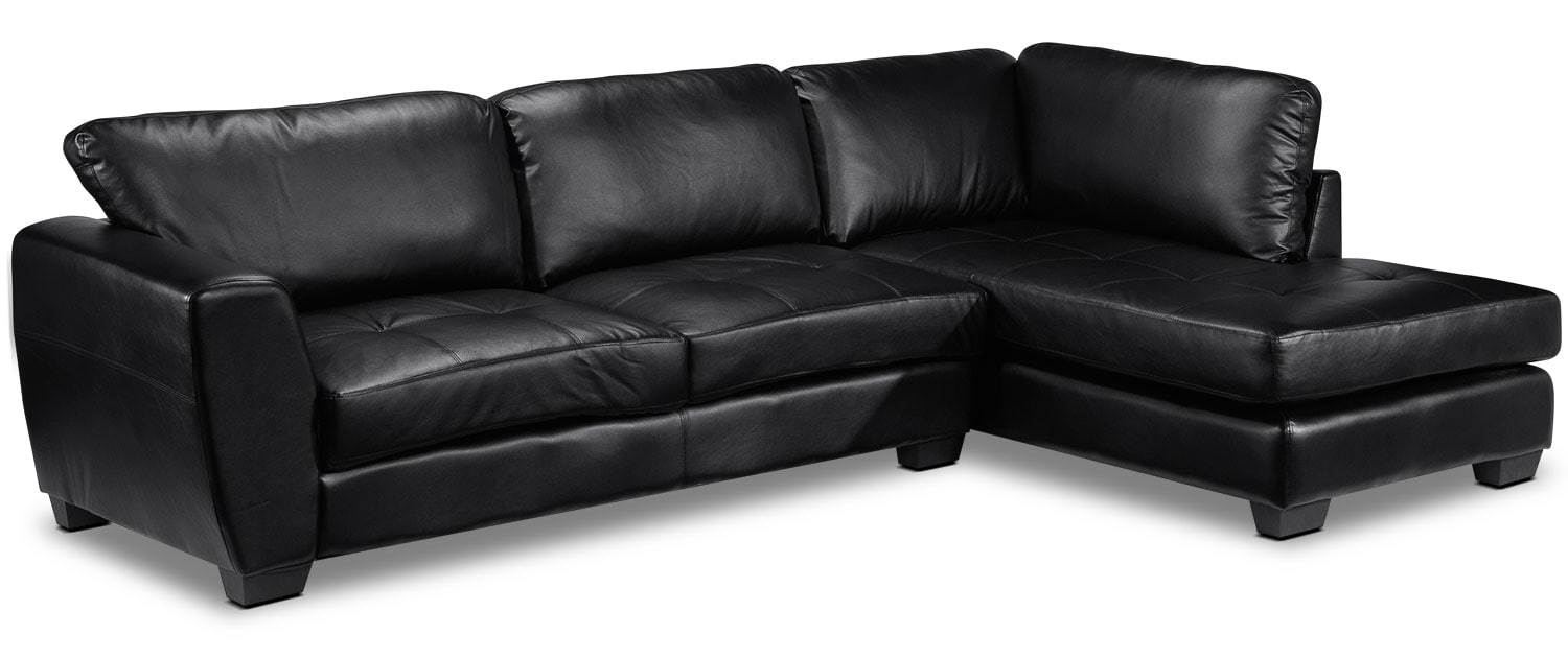 [Salerno 2 Pc. Sectional]