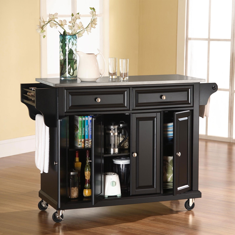 [Albany Kitchen Cart]