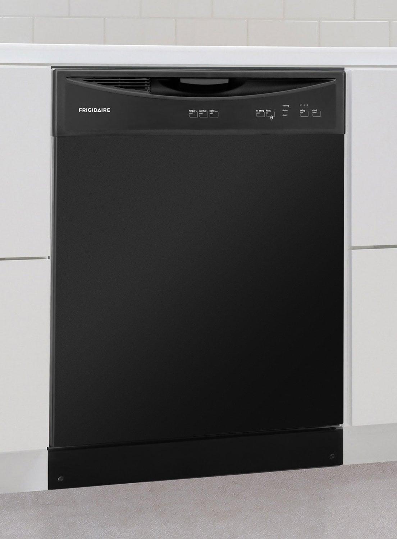 Frigidaire Black 24 Quot Dishwasher Ffbd2406nb Leon S