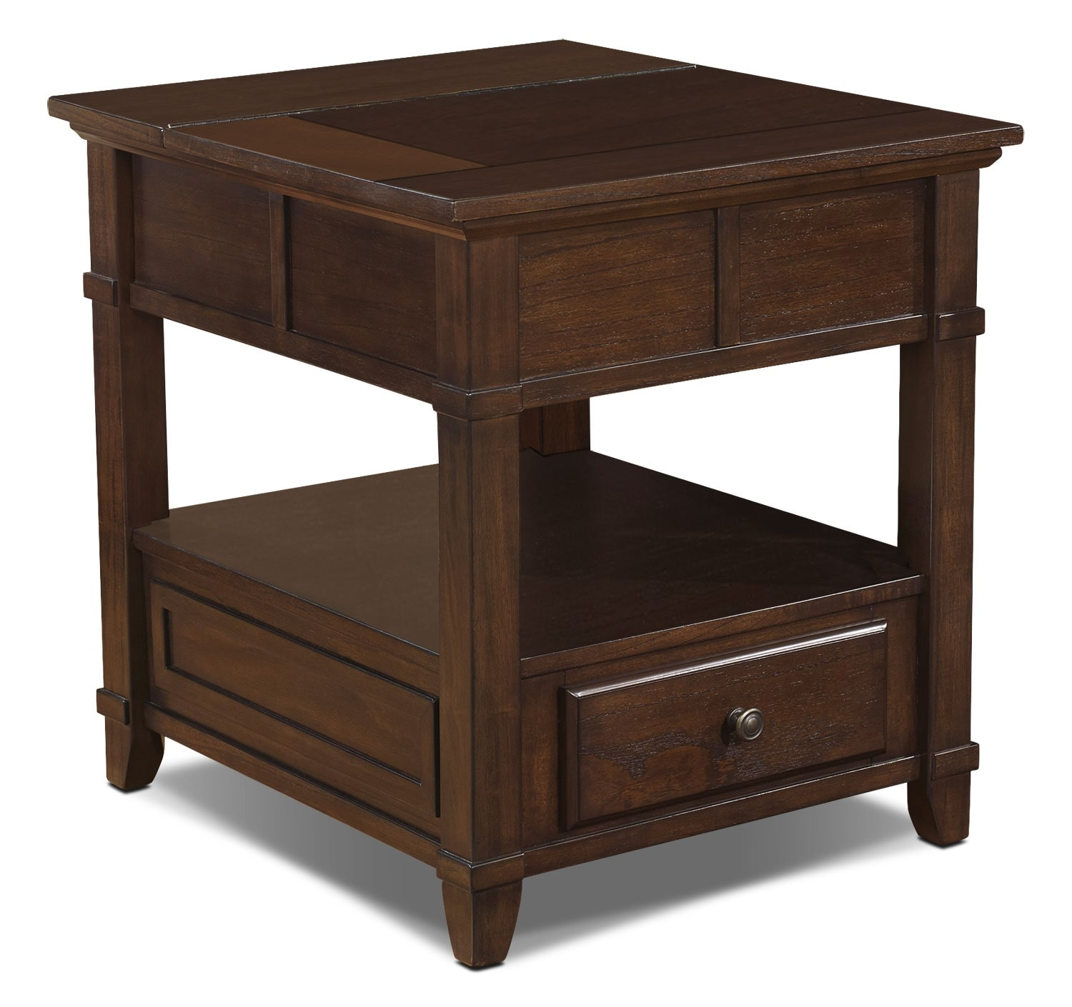 Gately Ottoman Coffee Table With Lift-Top