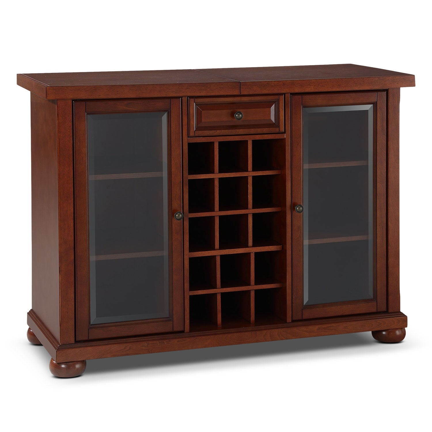 [Russell Bar Cabinet]