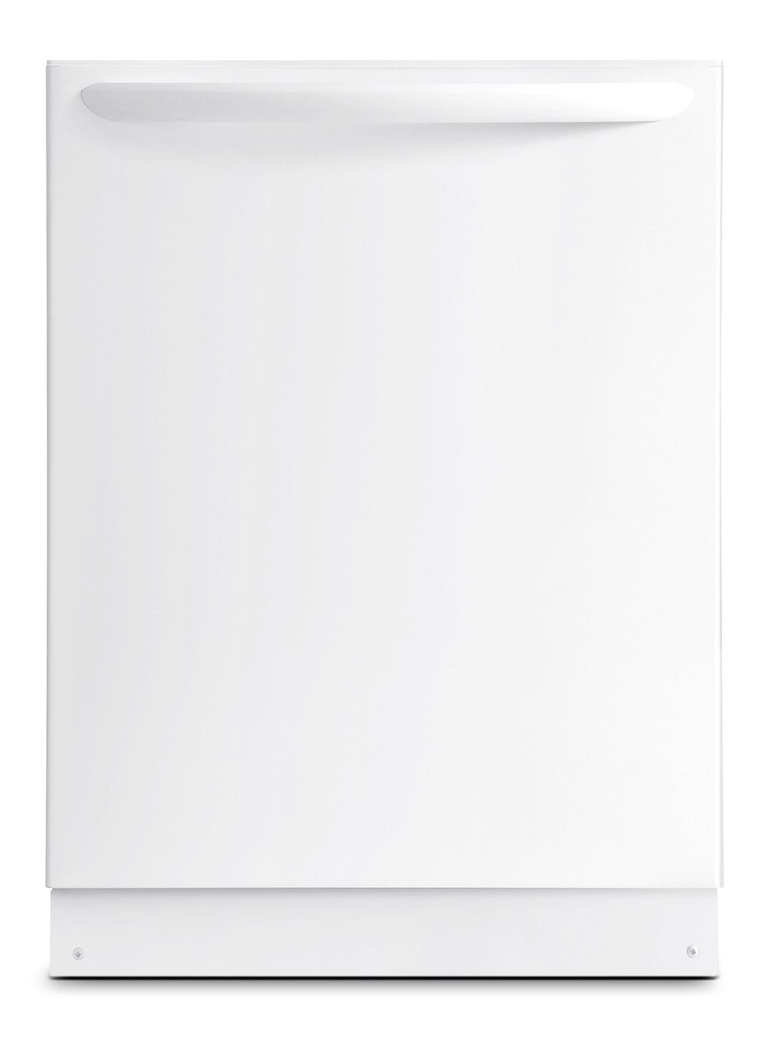 "Clean-Up - Frigidaire Gallery White 24"" Dishwasher - FGID2474QW"