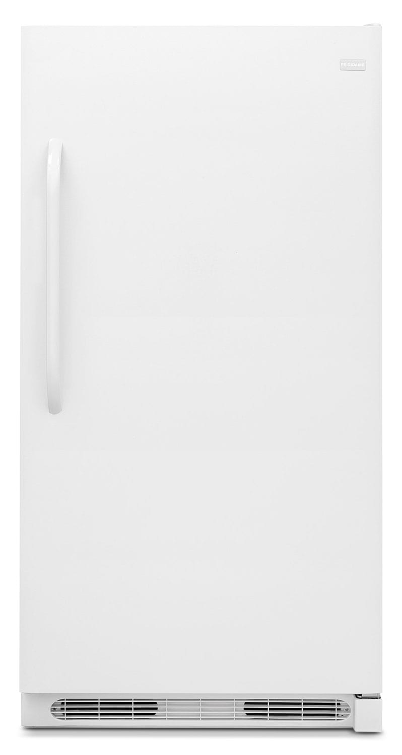 Refrigerators and Freezers - Frigidaire White Refrigerator (16.6 Cu. Ft.) with Glass Shelves - FFRU17G8QW