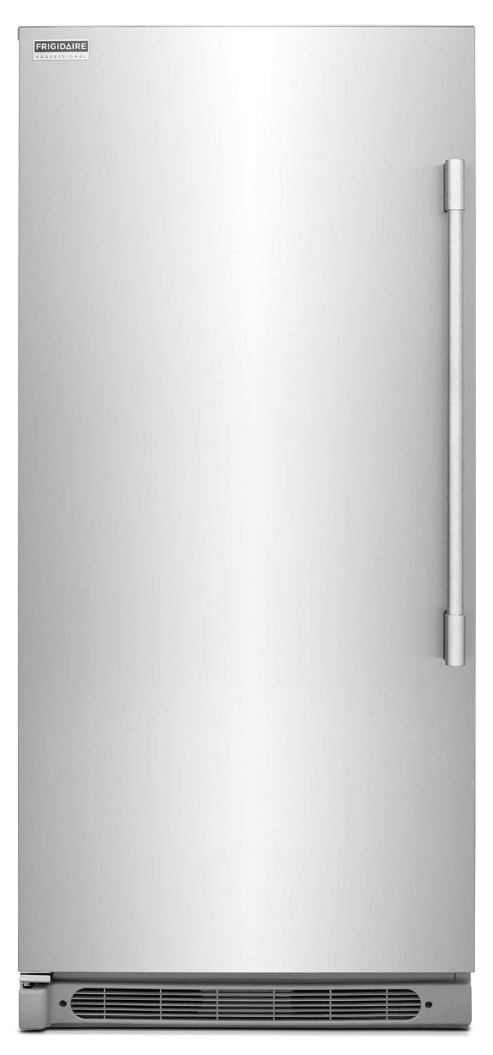 Refrigerators and Freezers - Frigidaire Professional Stainless Steel Upright Freezer (18.5 Cu. Ft.) - FPFU19F8RF