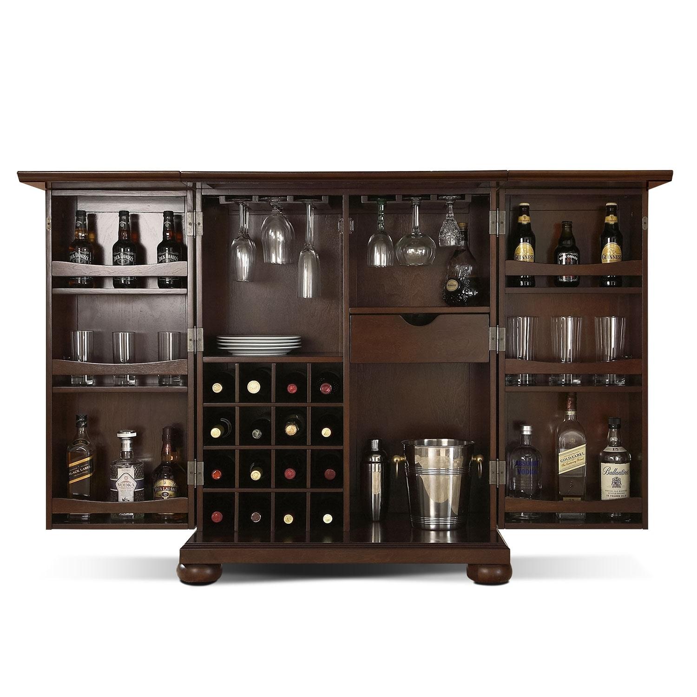 [Renzo Bar Cabinet]